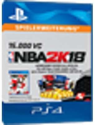 NBA 2K18 PS4 - 15000 VC -