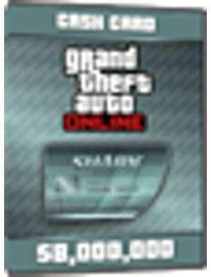 GTA Online Cash Card - 8 000