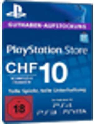 Playstation Network Card 10