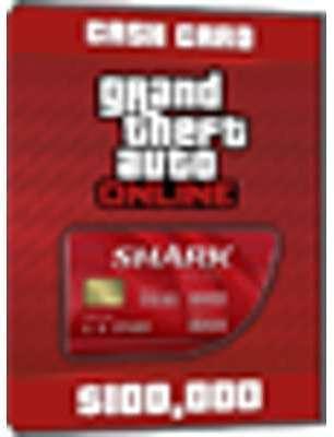 GTA Online Cash Card - 100