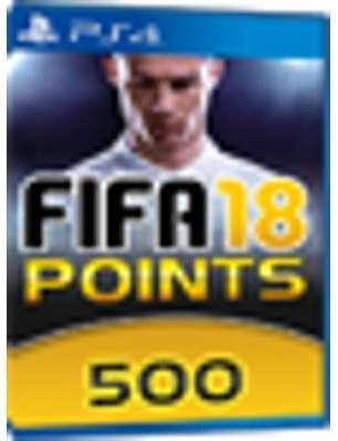 500 Points FIFA - FIFA 18
