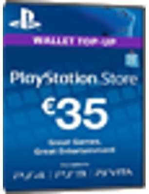 Playstation Network Card 35