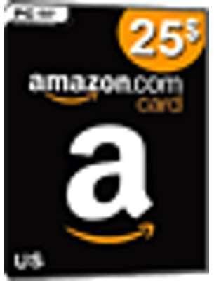 Amazon Card US 25 Dollar