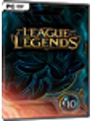 League of Legends - Carte