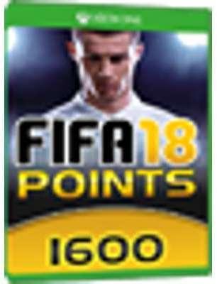1600 FUT Points - FIFA 18
