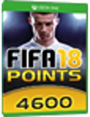 4600 FUT Points - FIFA 18