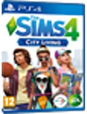 Les Sims 4 PS4 - Vie Citadine