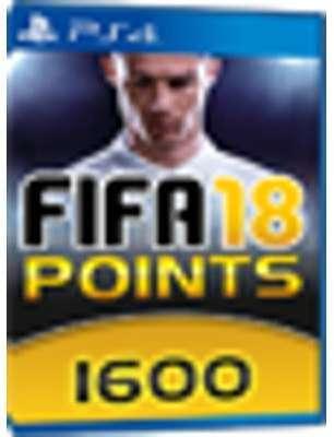 1600 Points FIFA - FIFA 18
