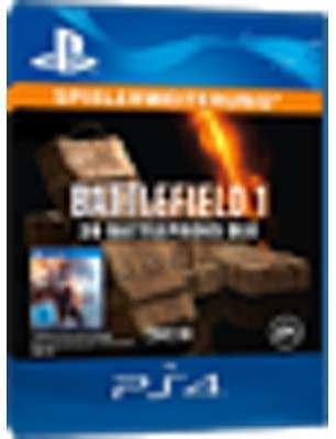 Battlefield 1 PS4 - 20 Battlepacks