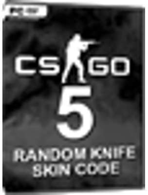 CSGO - Random Knife Skin Code