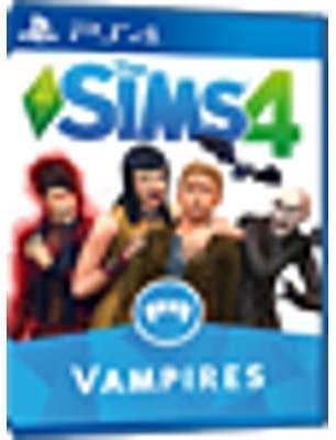 Les Sims 4 PS4 - Vampires