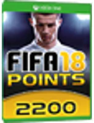 2200 FUT Points - FIFA 18