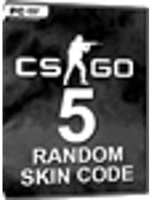 CSGO - Code d habillage aléatoire