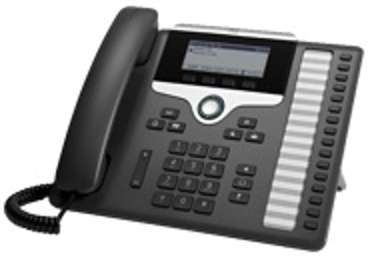 IP Phone 7861 Téléphone VoIP