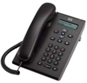 3905 Téléphone IP câble fixation