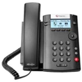 VVX 201 DESKTOP PHONE POE