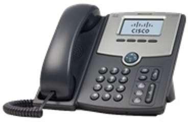 SPA512G Téléphone IP technologie