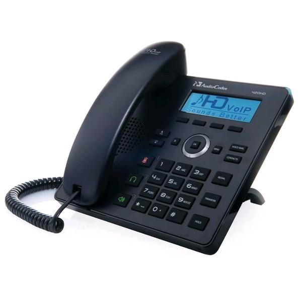 Audiocodes 420HD (avec alim)