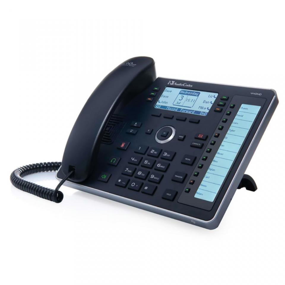 Audiocodes 440HD (avec alim)