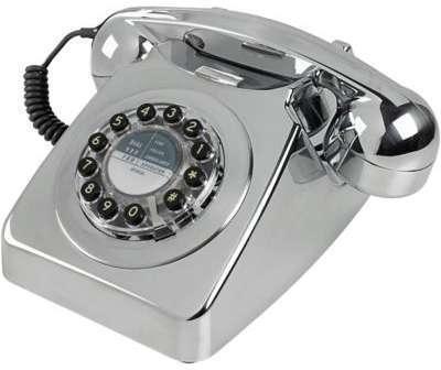 Téléphone filaire Wild Wolf