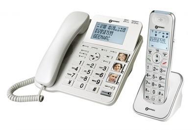 Geemarc - Téléphone senior