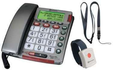 Amplicomms - Powertel 50 Alarme