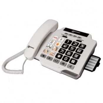 Téléphone amplifié Photophone
