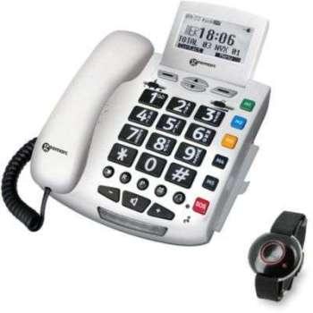 Téléphone filaire Geemarc