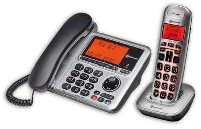 Téléphone filaire Amplicomms