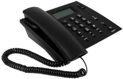 Téléphone de bureau connexion