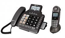 Téléphone amplifié sans fil