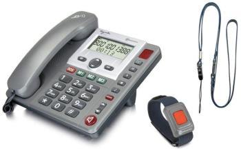 Téléphone amplifié bracelet