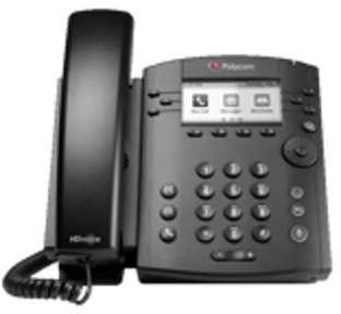 VVX 301 6-line Desktop Phone