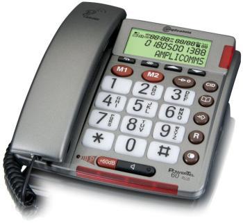 Téléphone amplifié grosses