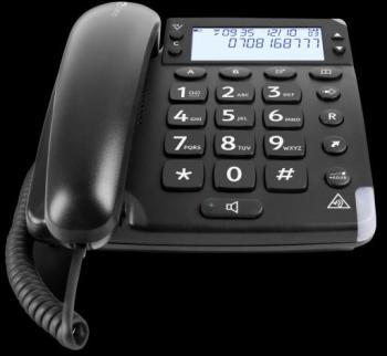Téléphone filaire puissant