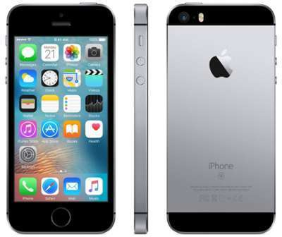 Iphone SE 16gb gris sidéral