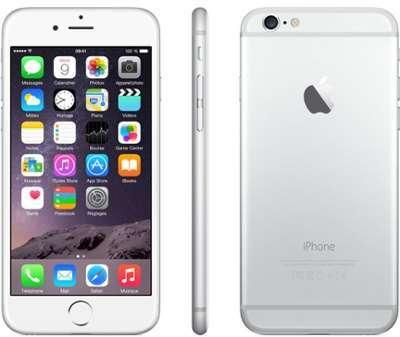 Iphone 6 16gb blanc et argent