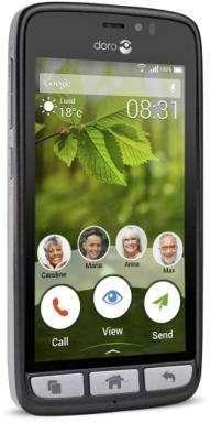 DORO SMARTPHONE 8031 BLACK