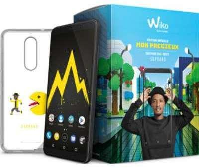 Smartphone Wiko Pack Mon précieux