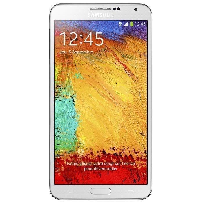 Galaxy Note 3 32 Go Blanc