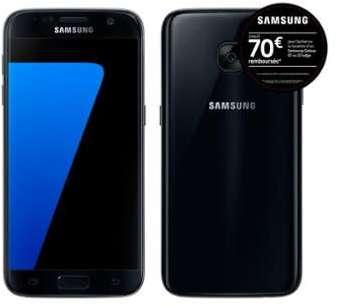 Samsung Galaxy S7 - Noir