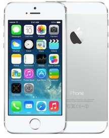 Iphone 5s 32gb blanc et argent