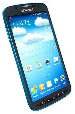 Galaxy S4 Active 16 Go Bleu