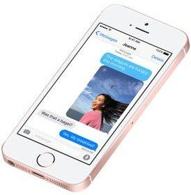 Apple iPhone SE - Smartphone