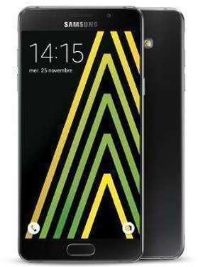 Galaxy A5 (2016) 16 Go Noir