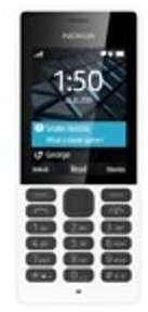 Nokia 150 Double SIM Blanc