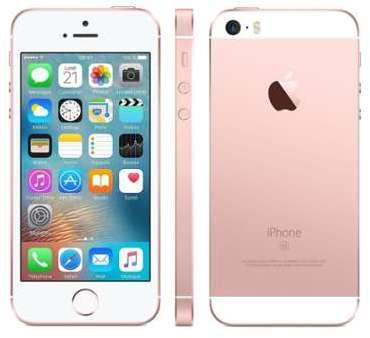 Iphone SE 16gb or rose proche