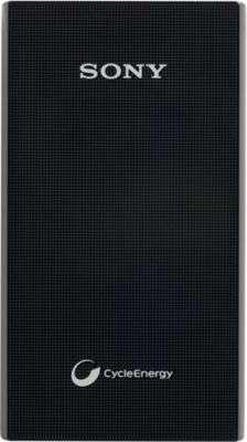 Batterie externe Sony noir