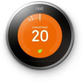 Thermostat connecté Nest Learning
