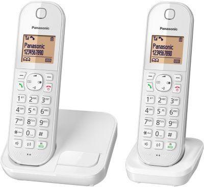 t l phone sans fil panasonic kx tgc412. Black Bedroom Furniture Sets. Home Design Ideas